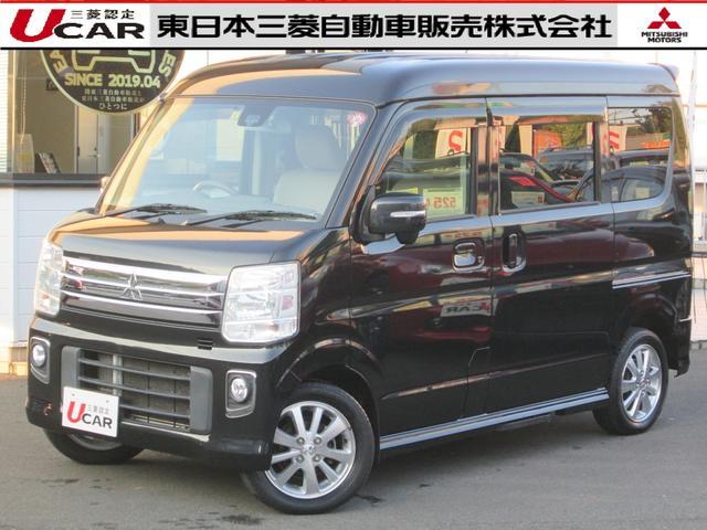 三菱 660ターボ G スペシャル ハイルーフ4WD サイバーナビ