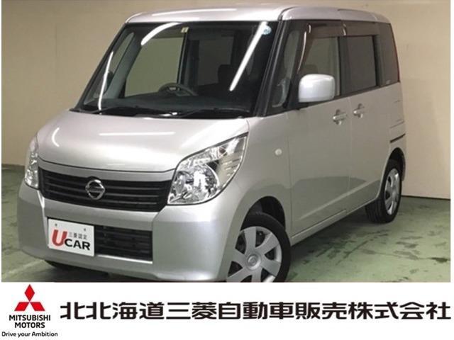 日産 G 4WD バックカメラ・スマートキー・シートヒーター