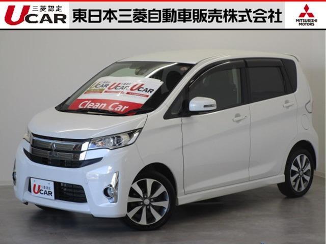 三菱 660 T eアシスト 4WD メモリーナビ ワンセグTV