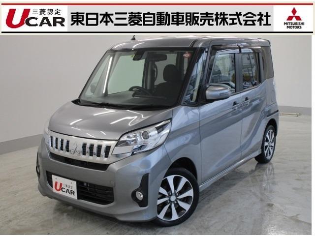 三菱 660 カスタム T ターボ eアシスト SDナビ TV