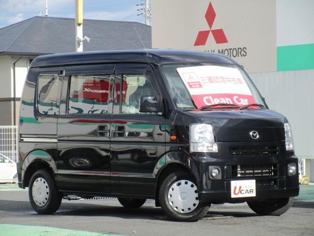 マツダ 660 バスター ハイルーフ 4WD