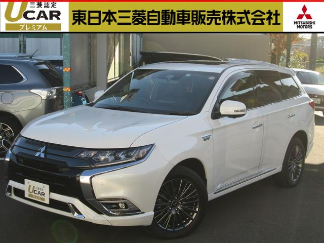 三菱 2.4 S エディション 4WD 電気温水式ヒーター ETC