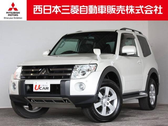 三菱 3.8 ショート VR-II 4WD