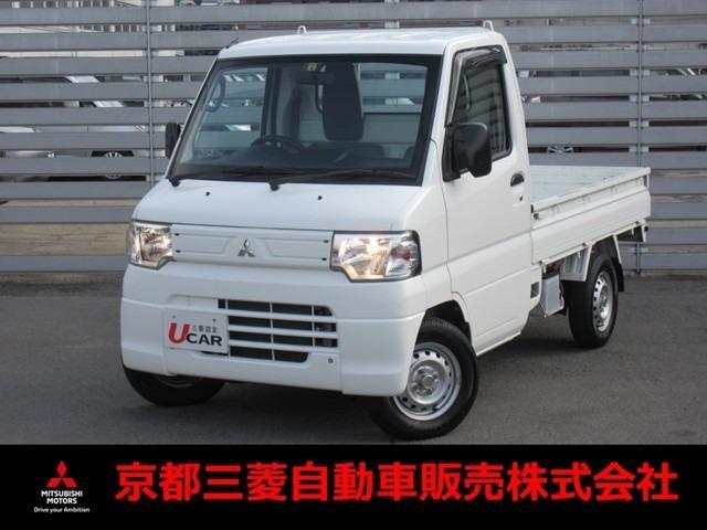 三菱 660 Vタイプ エアコン パワステ 3方開