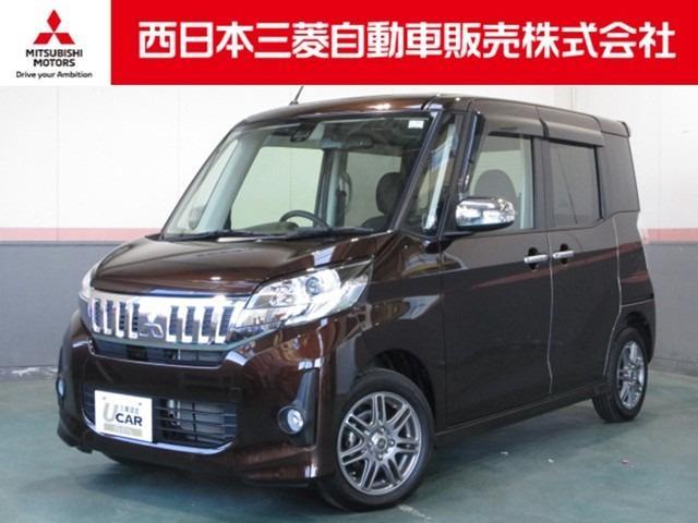 「三菱」「eKスペース」「コンパクトカー」「島根県」の中古車