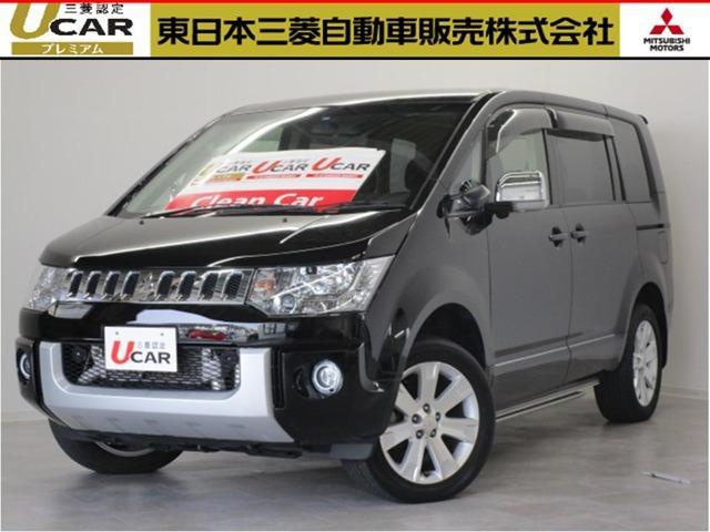 「三菱」「デリカD:5」「ミニバン・ワンボックス」「長野県」の中古車
