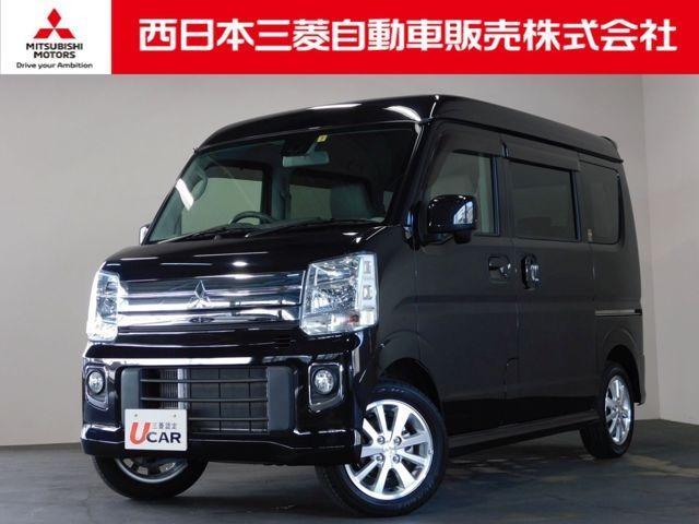 三菱 G 距離無制限保証3年付 オーディオレス車 スマートキー付