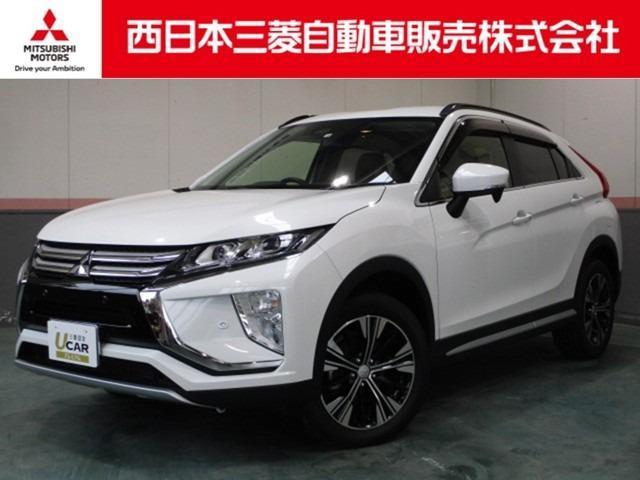 「三菱」「エクリプスクロス」「SUV・クロカン」「島根県」の中古車