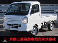 ミニキャブトラック660 M 4WD 誤発進抑制機能付き・デュアルエアバック