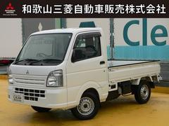 ミニキャブトラック660 M 4WD・エアコン・パワステ・5MT・純正ラジオ