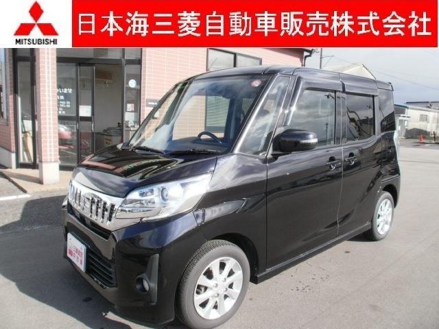三菱 660 カスタム GナビTVバックカメラ