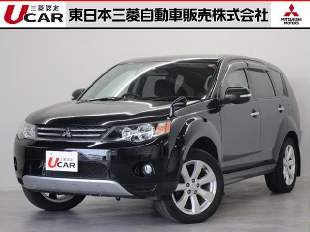 「三菱」「アウトランダー」「SUV・クロカン」「長野県」の中古車