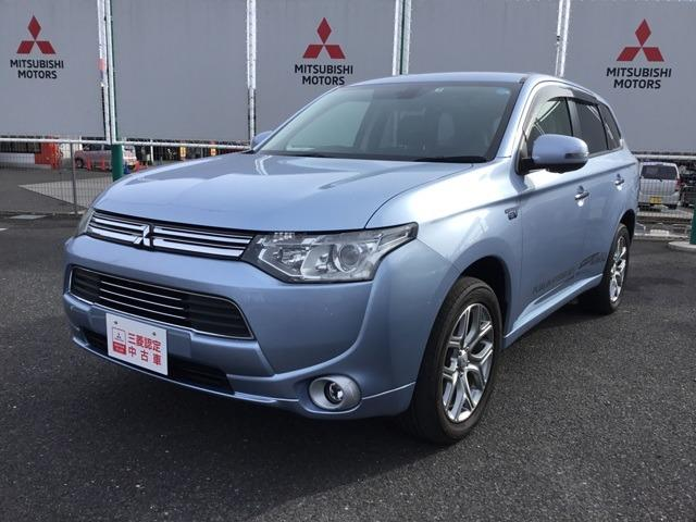 三菱 2.0 G ナビパッケージ 4WD 宮城三菱認定中古車
