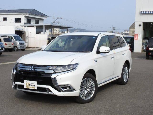 「三菱」「アウトランダーPHEV」「SUV・クロカン」「長崎県」の中古車