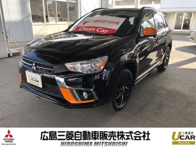 三菱 1.8 アクティブギア 4WD