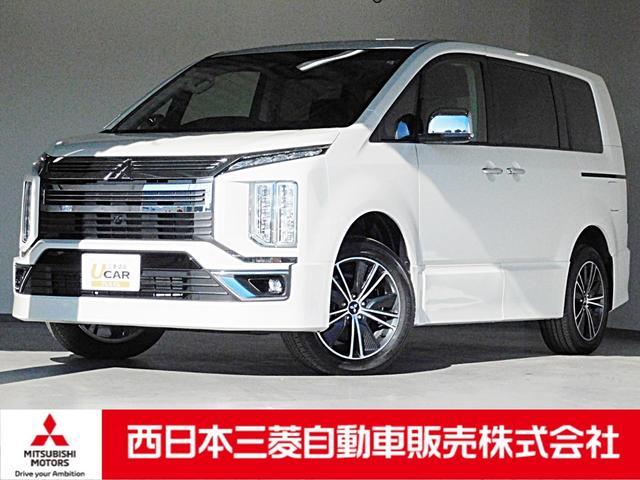 三菱 アーバンギア 2.2 G ディーゼルターボ 4WD