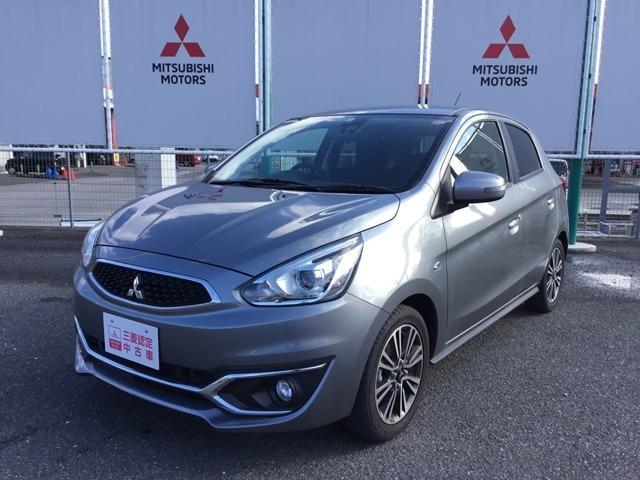 三菱 1.2 G アイドリングストップ 宮城三菱認定中古車