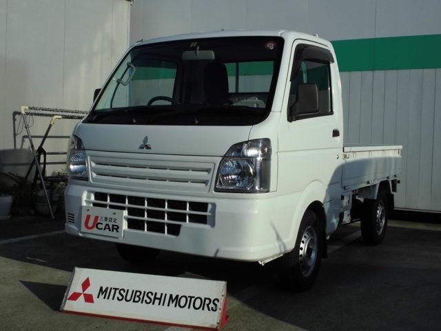 三菱 660 M 5速マニュアル AMFMラジオ 荷台シート