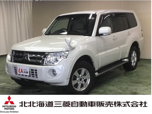 三菱 ロングエクシード ディーゼル 純正ナビ Bカメラ