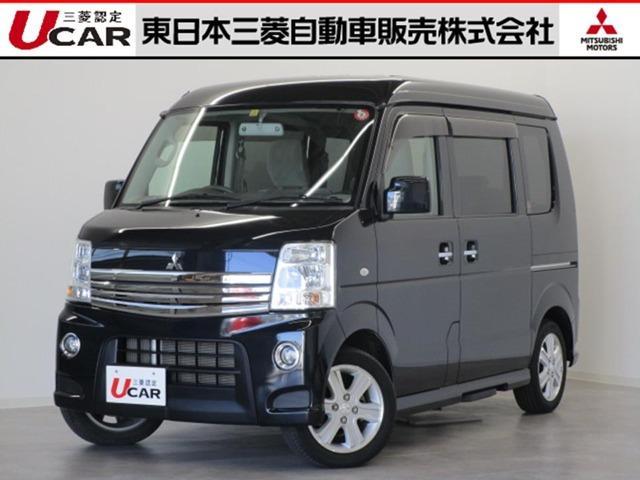 三菱 660 G スペシャル ハイルーフ 4WD 左側電動ステップ