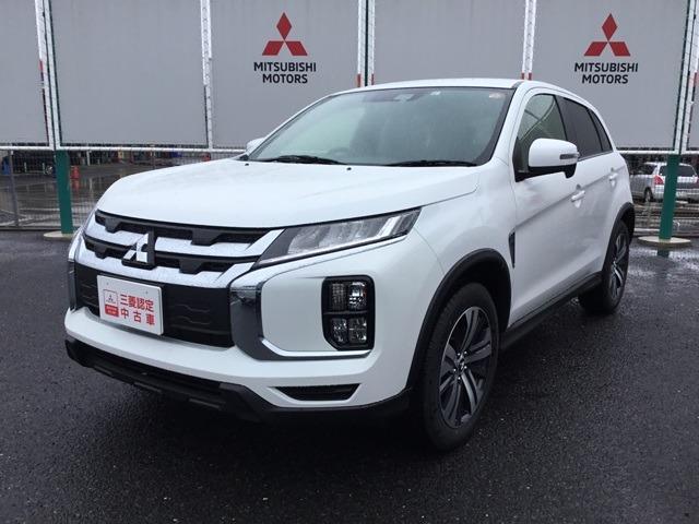 三菱 1.8 G 4WD ナビTV付き 宮城三菱認定中古車