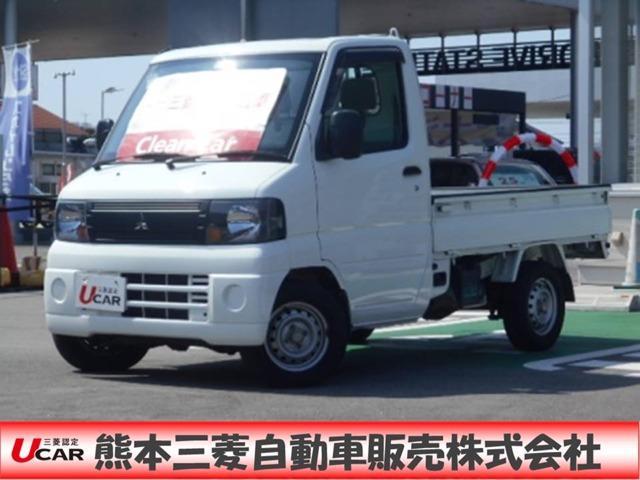三菱 ミニキャブトラック Vタイプ 4WD オートマ