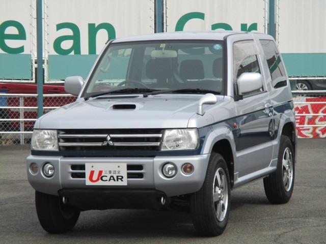 三菱 660 アクティブフィールド エディション 4WD