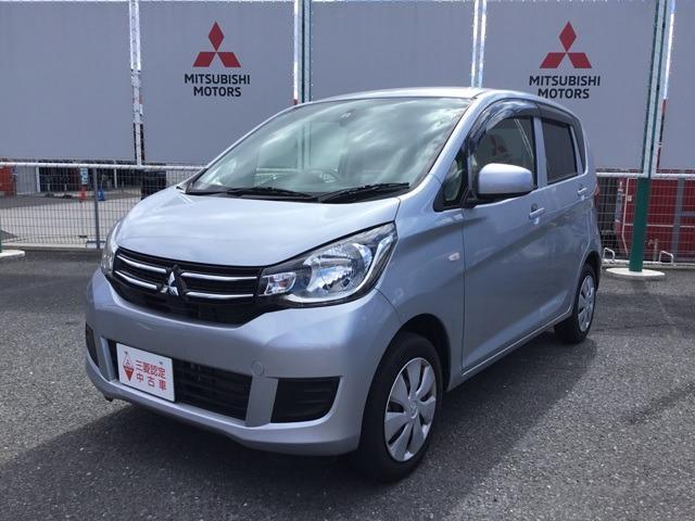 三菱 660 E CD キーレスエントリー 宮城三菱認定中古車