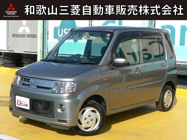 三菱 トッポ 660M  ワンオーナー・禁煙車・純正オーディオ