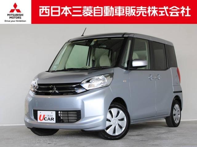 三菱 E eアシスト 距離無制限保証1年付 レンタカー使用歴有り