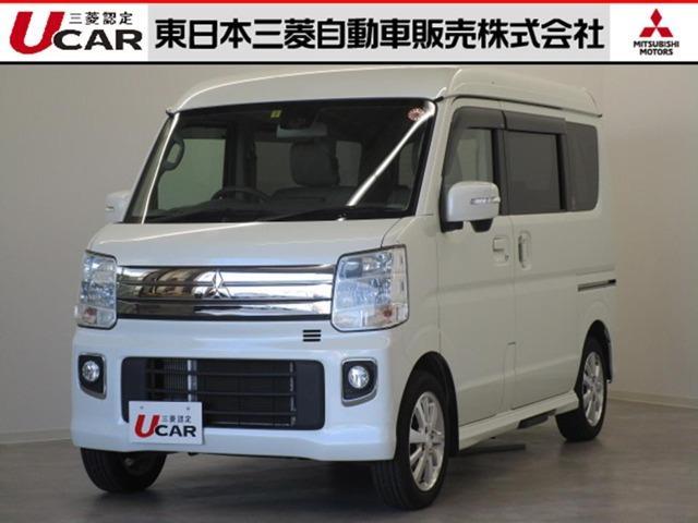 三菱 660 G スペシャル ハイルーフ 4WD リヤヒーター装備