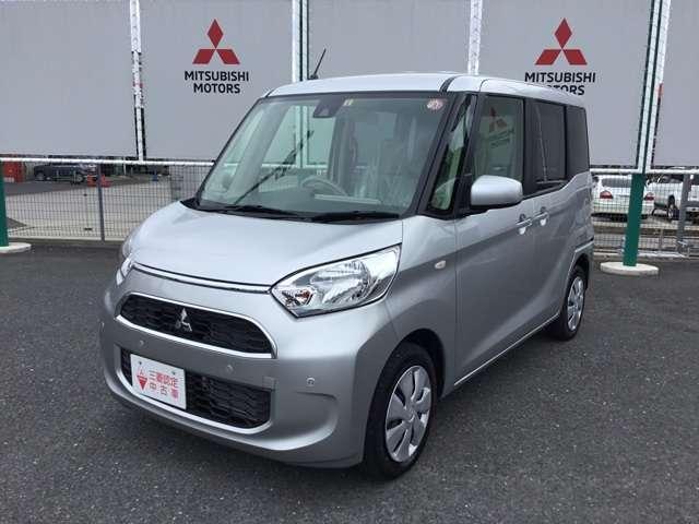 三菱 eKスペース 660 M eアシスト 元デモカー 宮城三菱認定中古車