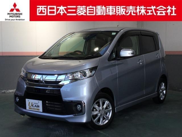 「三菱」「eKカスタム」「コンパクトカー」「島根県」の中古車