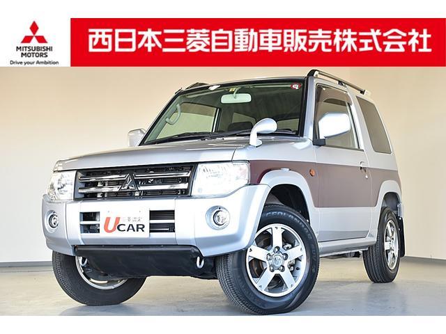 パジェロミニ(三菱) ナビエディションXR 中古車画像