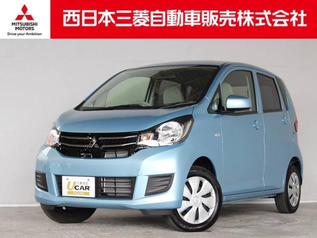 三菱 E 距離無制限保証3年付 オーディオレス車 シートヒーター付