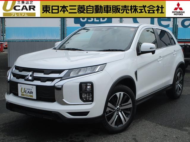 三菱 RVR 1.8G4WD 試乗車UP ナビ 後側方車両検知システム