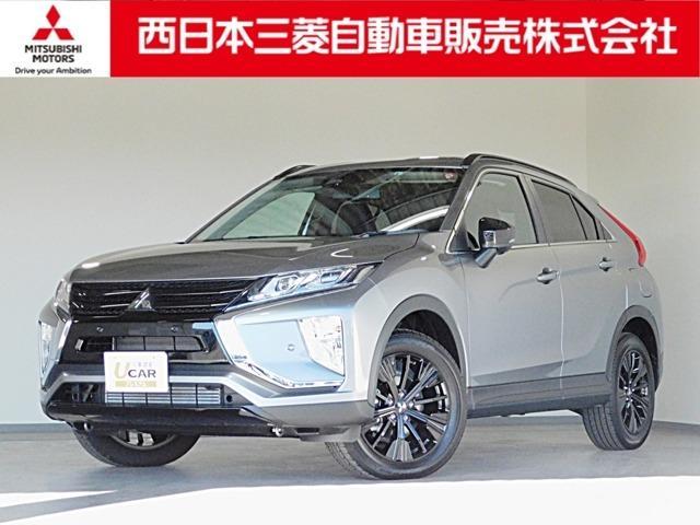 エクリプスクロス(三菱) ブラックエディション 中古車画像
