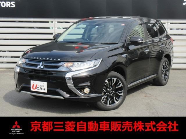三菱 2.0 G ナビパッケージ 4WD 三菱認定中古車保証