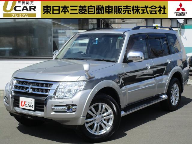 三菱 3.2 ロング スーパーエクシード DT 4WD 本革シート