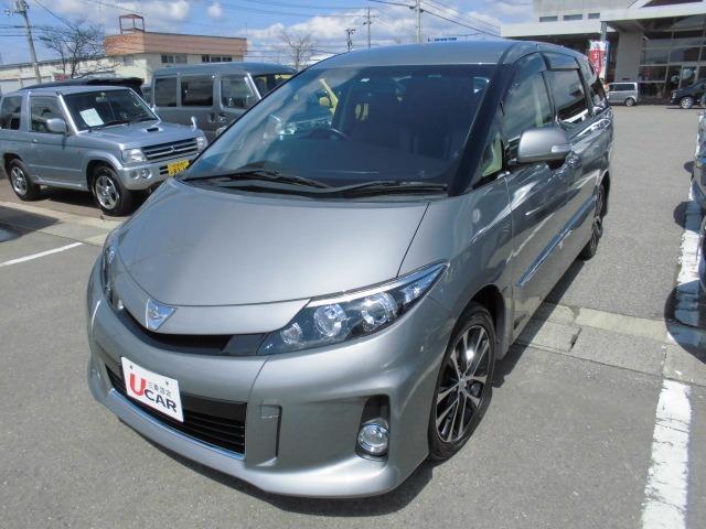 トヨタ 2.4アエラス プレミアム エディション 4WD