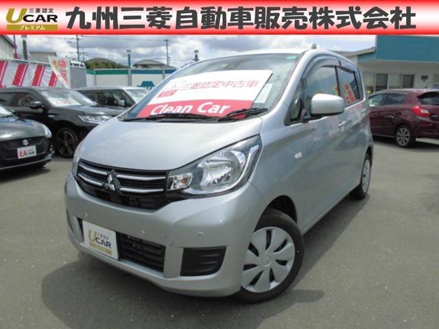 三菱 660 M eアシスト プラス エディション社用車アップ