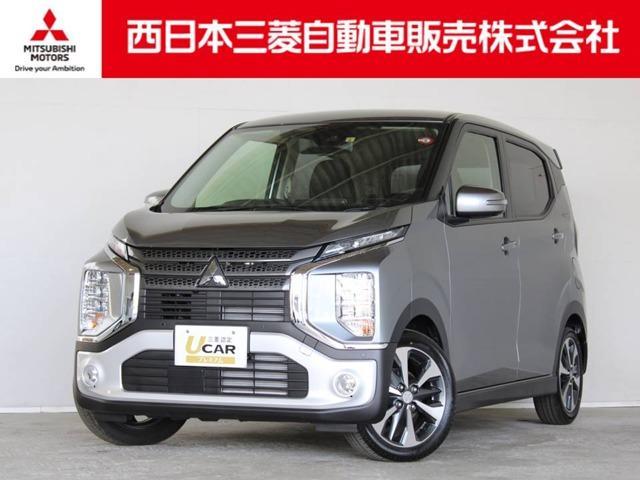 三菱 T 距離無制限保証3年付 レンタカー届出済未使用車 ETC付