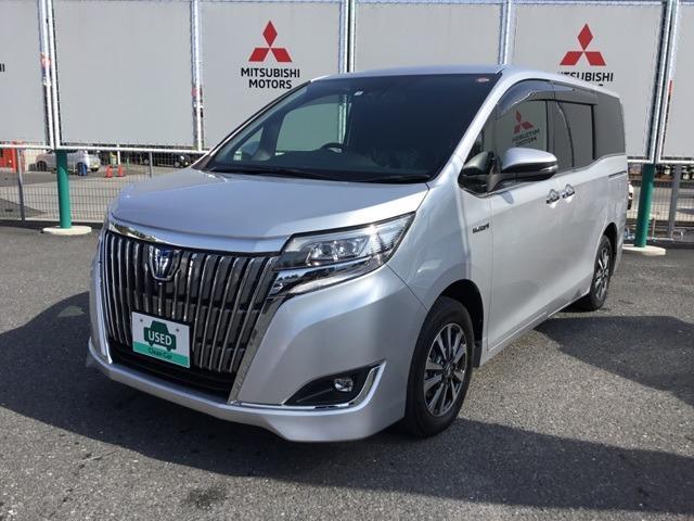 トヨタ 1.8 ハイブリッド Xi ナビTV付き 宮城三菱認定中古車
