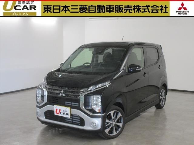 三菱 eKクロス 660 T