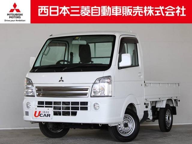 三菱 ミニキャブトラック G 距離無制限保証1年付 CDデッキ キーレスエントリー付