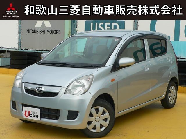 「ダイハツ」「ミラ」「軽自動車」「和歌山県」の中古車
