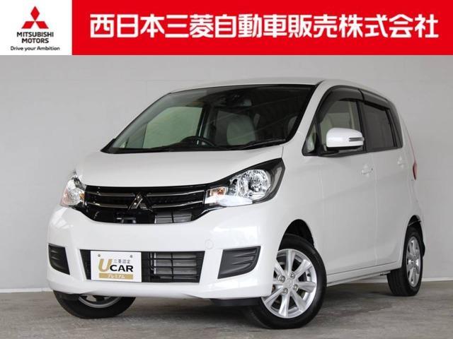 三菱 eKワゴン G セーフティパッケージ 距離無制限保証3年付 CDデッキ付