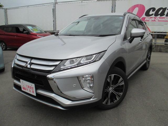 「三菱」「エクリプスクロス」「SUV・クロカン」「石川県」の中古車