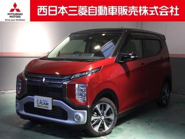 「三菱」「eKクロス」「コンパクトカー」「島根県」の中古車