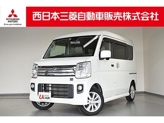 三菱 4WD G ハイルーフ SDナビ・Bカメラ・ドラレコ・ETC
